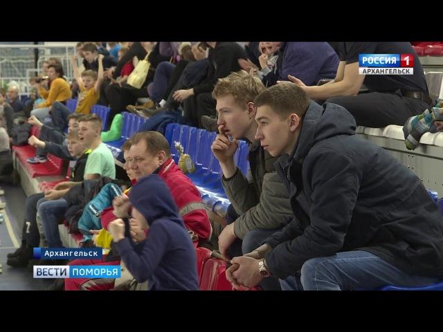 ВЕСТИ ПОМОРЬЯ - ЧЕМПИОНАТ РОССИИ В АРХАНГЕЛЬСКЕ 2018 - ФЛОРБОЛ FLOORBALL