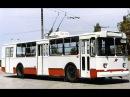 Троллейбус ЗиУ-682В - легенда СССР восстановленный 1977 года г. Житомир