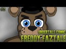 Undertale comic Freddy Faztale 2 Русский дубляж RUS