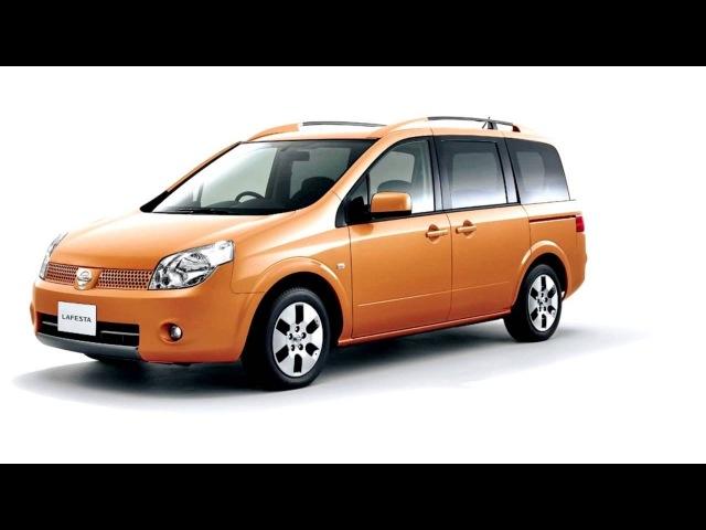 Nissan Lafesta B30 '12 2004–05 2007