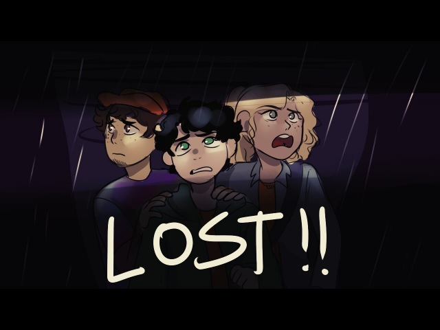 TLT || lost! || short animatic