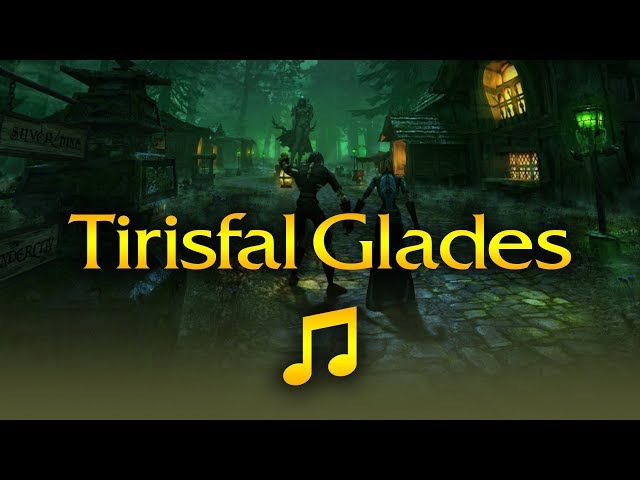 World of Warcraft - Music Ambience - Tirisfal Glades
