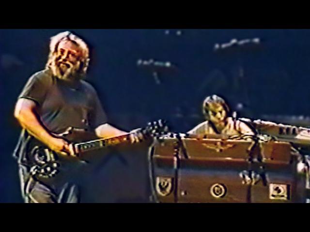 Grateful Dead 10-2-87 Shoreline Amphitheatre Mountain View CA
