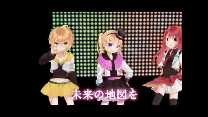 『マジLOVE1000』 Uta no Prince-sama 【PV Girl Version】