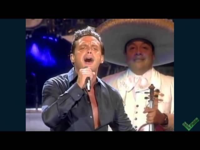 Si Nos Dejan Y..... Luis Miguel (en vivo)
