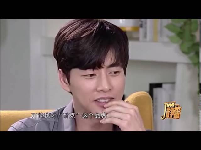 Park Hae Jin Talkshow interview in May 2016 (Eng sub)