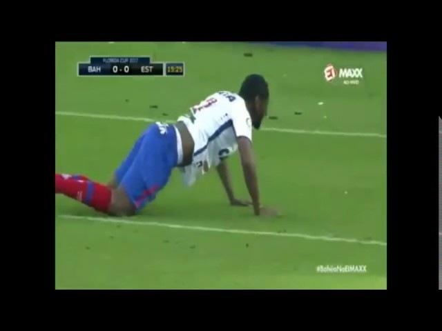 Bahia 1 x 0 Estudiantes - Copa Florida CUP - Golaço do tartaruga Tinga
