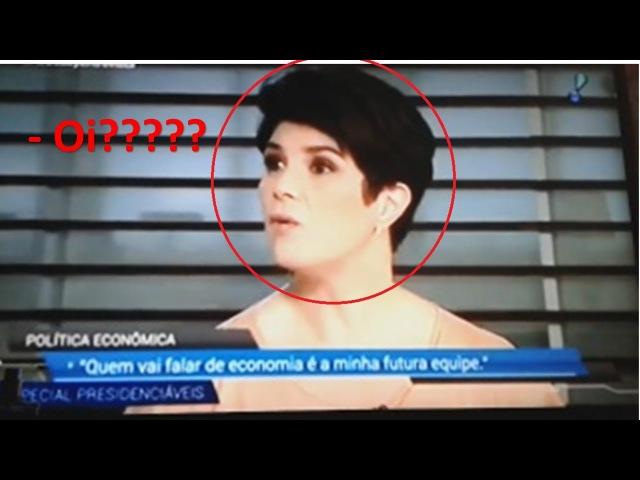 Mariana Godoy se espanta com Bolsonaro falando de economia | PASSOU VERGONHA?
