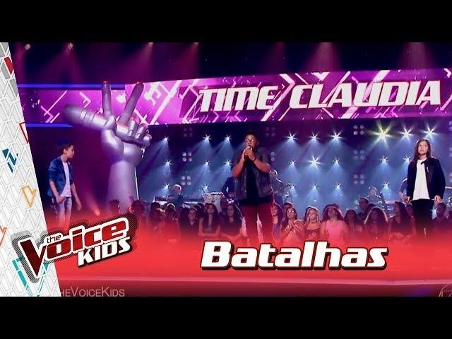 João, Kaique e Pedro cantam 'Photograph' nas Batalhas – TVK Brasil | 3ª T