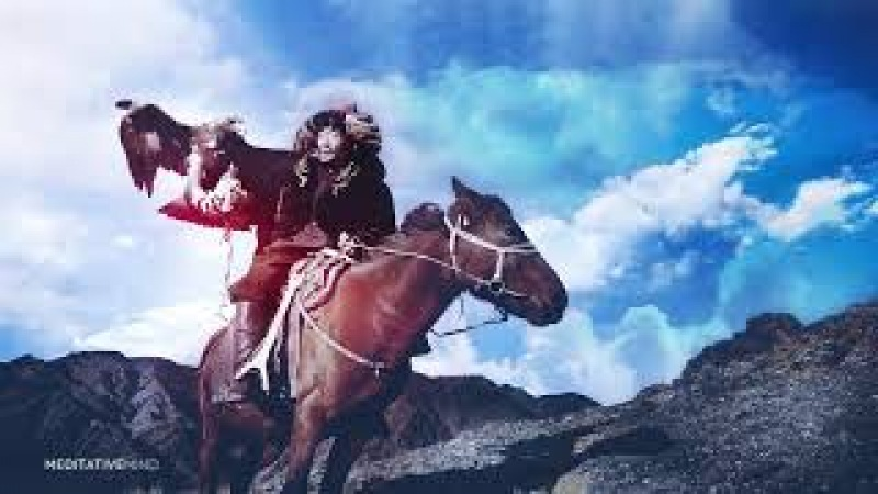 Mongolian Chant Music for Meditation @ 528Hz