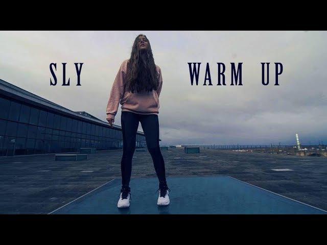 SLY - WARM UP (prod. by The ARTISANS ft. SinVstyle)