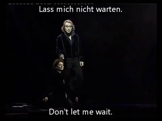 Elisabeth the musical (2002) - 42 The Veil Descends / Finale (Ger subs Eng translation)