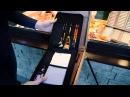 Демонстрация Пеналы для кистей Pinax zipcase S12