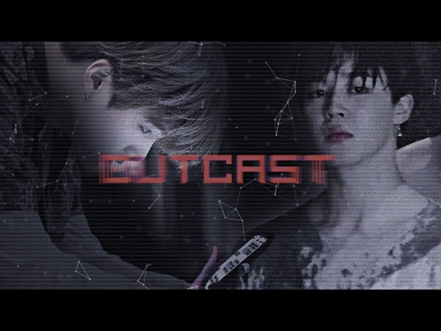 BTS | HUNT (outcast!au)