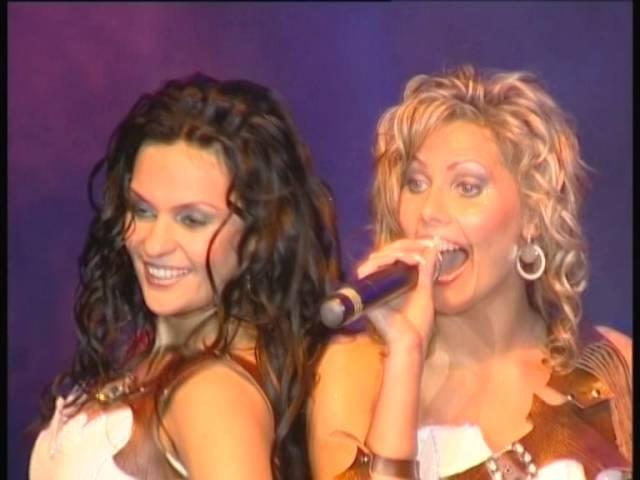 Концерт шоу-группы БРЫЗГИ БАЛТИКИ в ККЗ РОССИЯ, февраль 2006 год.