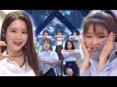 《CUTE》 OH MY GIRL(오마이걸) - Love O'clock @인기가요 Inkigayo 20180225