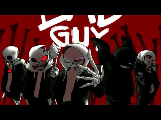 """Sans Bad Guys [Chainsaw] •|UnderTale|•"