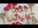 Chic Valentines Day Cookies