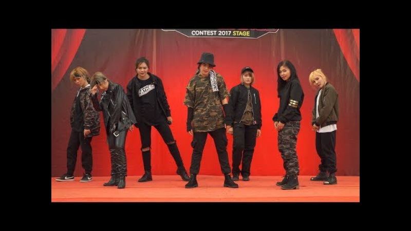 171223 ABC cover BTS - Intro Not Today MIC Drop (Steve Aoki Remix) @ Paseo 2017 (Final)