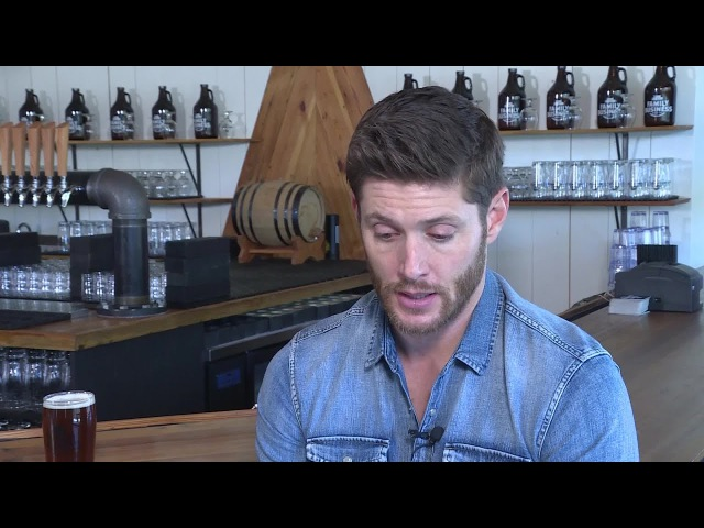 FULL VIDEO: Jensen Ackles full interview with KXAN about Family Business Beer Co.