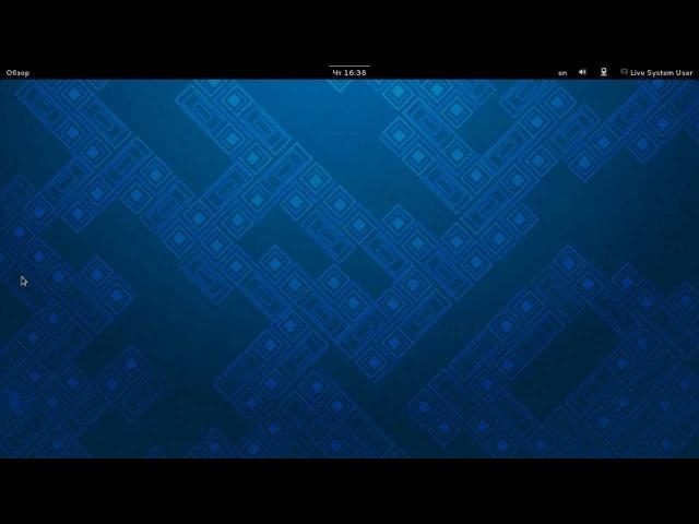 Обзор Fedora 19 GNOME 3.8 Test Day 21.03.2013