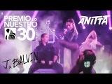 Anitta MACHIKA e DOWNTOWN com J Balvin Premio Lo Nuestro 2018 PERFORMANCE COMPLETA HD