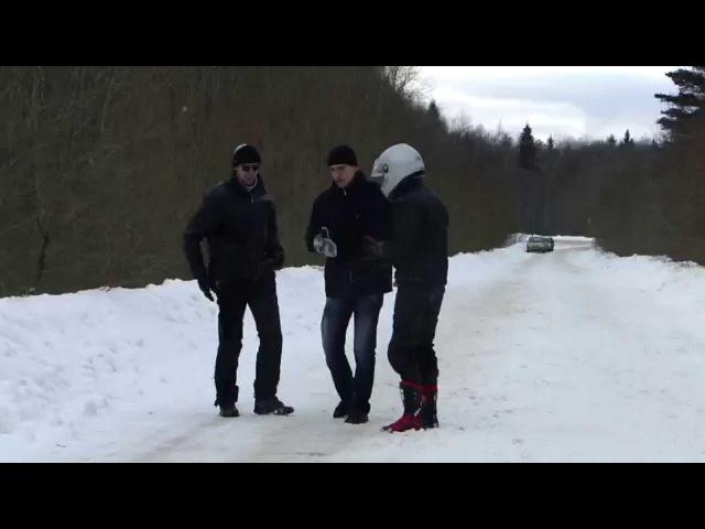 Вяземские байкеры зимой / moto67.info