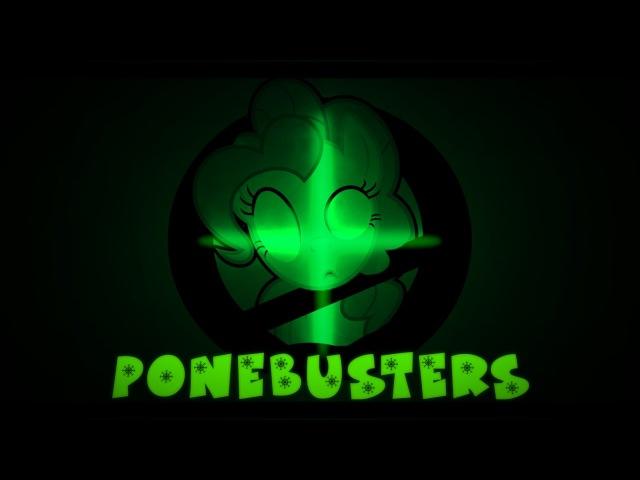PONEBUSTERS [SFM]   SFM Ponies Ghostbusters PMV   1080p 60fps