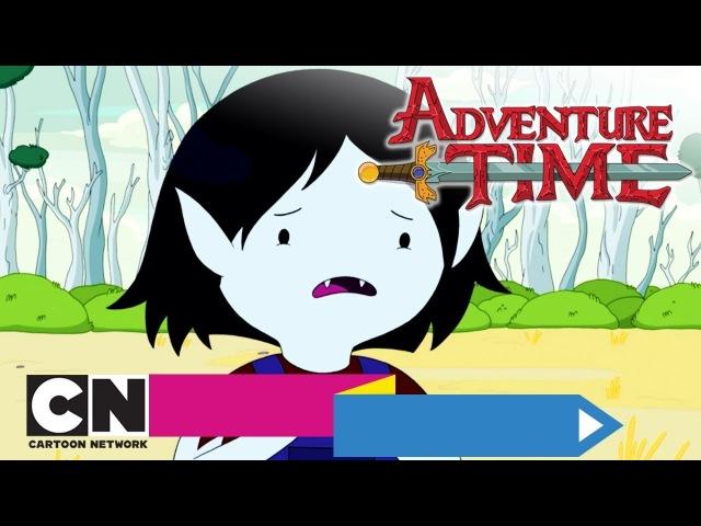 Время приключений | Птице-чел Саймон и Марси (серия целиком) | Cartoon Network