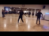 Talal &amp JJ Pachanga Footwork in Li