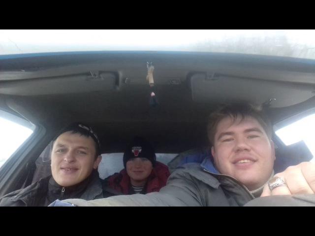 Равшан, Джамшут и Вахвет едут на работу под песню ПРИОРА ЦВЕТА ПОТИСОНА Ржач...