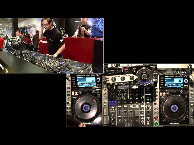 Dan Tait DJsounds Show 2012 Musikmesse Special