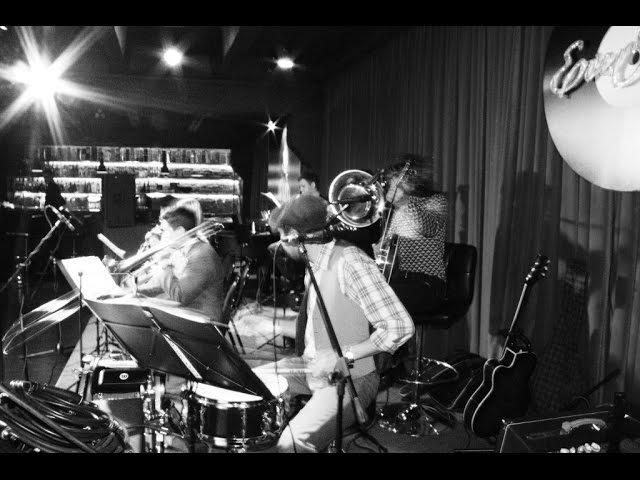 Kickin' Jass Orchestra LIVEыч в EverJazz 13/11/16