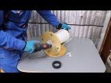Циклонный фильтр для пылесоса   Cyclone vacuum cleaner
