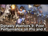 [4K] Dynasty Warriors 9: The Lowest Performance Weve Seen on Xbox One X and PS4 Pro