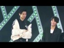 CHANSOO 180203 Chanyeol and his jealousy Anh trai mưa Chanyeol version