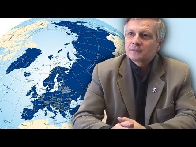 Пякин О разнице в отношении к Путину американской страновой и глобальной элит КОБ