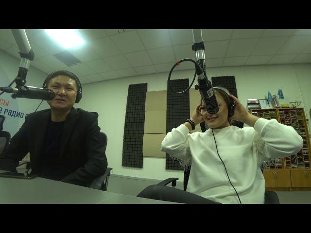 Радио-шоу PAPARAZZI ON AIR. Аскар Муканов. Элеонора Жданова. DJ Burlyaev