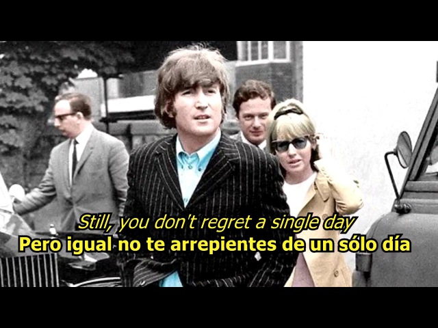 Girl - The Beatles (LYRICSLETRA) [Original]