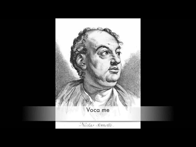 N. Jommelli: Requiem per soli, coro e orchestra - R. Goebel