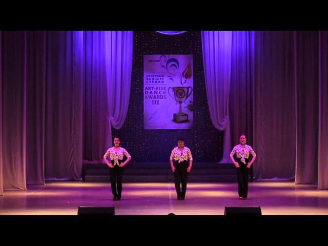30. Группа по Фламенко «Fenomen F.» - «ГарротИн» (рук.Евгения Гелета)