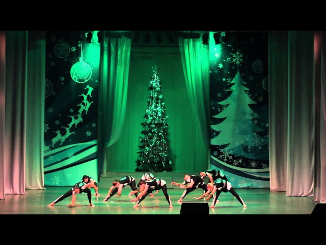 Группа экспериментальной хореографии «НеСтандАрт» - «Ещё один шанс» (рук. Алла ...