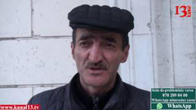 Vaxtdı gücünü məmurlara göstər, cənab Prezident-Cəlil İlqarov:Prezidenti söyən gör mənə nə edər!