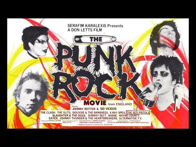 The Punk Rock Movie - Documentary [1978]