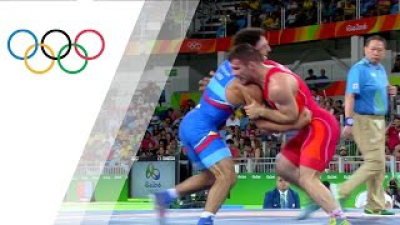 Rio Replay: Men's Greco-Roman 66kg gold medal round