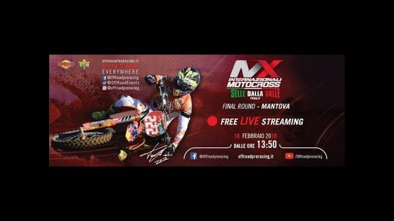 ..:: INTERNAZIONALI MX MOTOCROSS ::.. Round 3 - Mantova