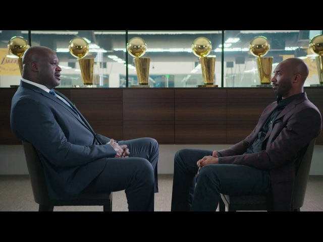 Players Only Shaq And Kobe Interview