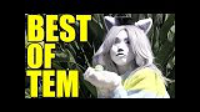 UNDERTALE COSPLAY MEETUP Best of TEMMIE (Killakuma)