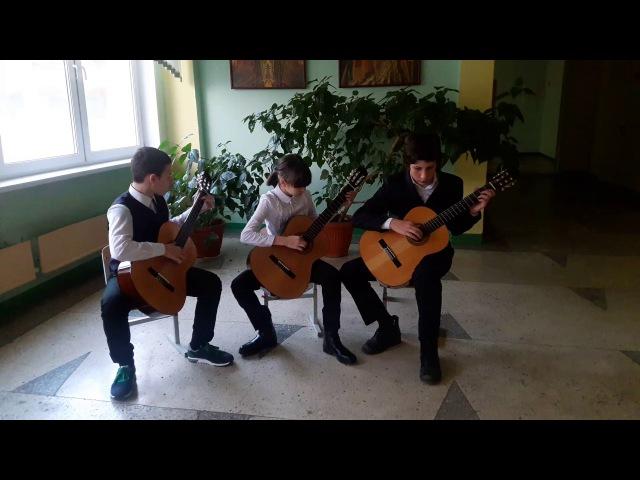 Бразильская народная песня. Brazilian folk song.
