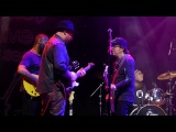 Josh Smith, Johnny A &amp Kirk Fletcher - Blues is My Business - Super Jam on KTBA Cruise 2018